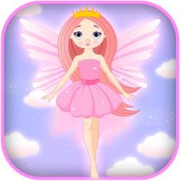 Flying Princess Fairy Escape - Killer Bees Avoiding Rush PRO