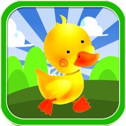 Tiny Animal Fun Run HD - Addictive Running Game for Kids