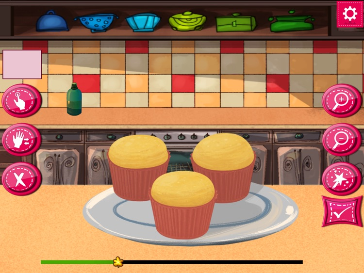 Make a Cake - Cooking Games for kids HD screenshot-3
