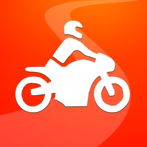 MotoMap - Motorcycle Navigation, Ride Tracking and Scenic Route Touring
