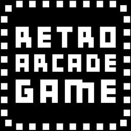 Retro Arcade Game