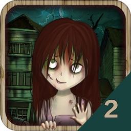密室逃脱:逃离鬼屋2-史上最牛的越狱密室逃亡系列单机游戏