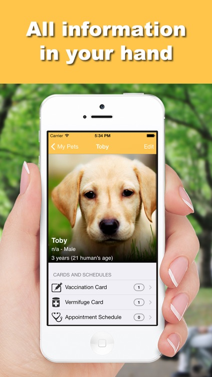MyPets - Pets Manager screenshot-1