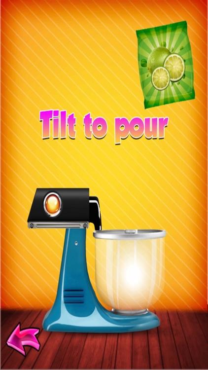 Frozen Smoothie Maker Games - Special Treats and Goodies for Kids screenshot-3
