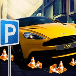 Extreme Taxi Cab Parking Mania