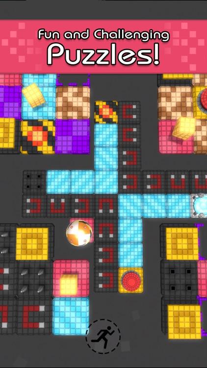 Unpixelate (3D puzzle) screenshot-4