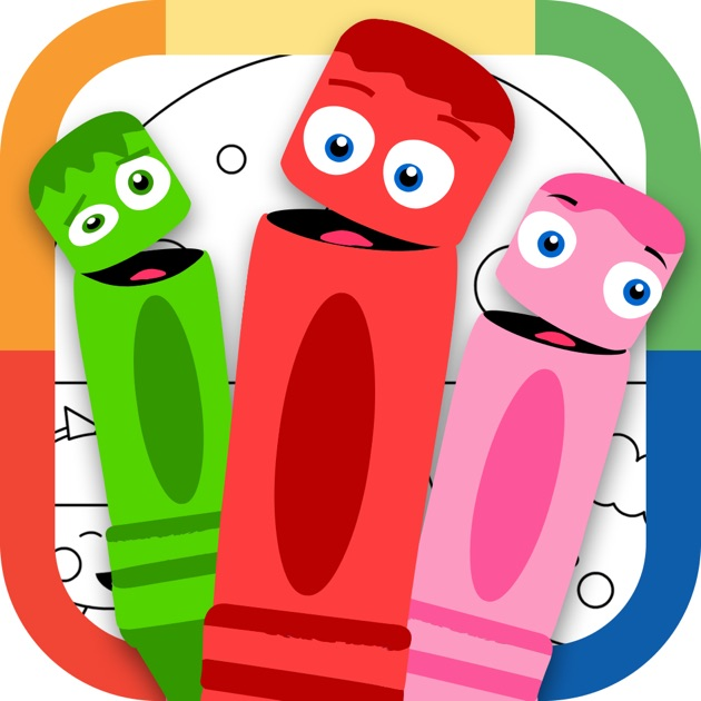 Draw Color & Play - Best Coloring Book App for Preschool Kids on ...