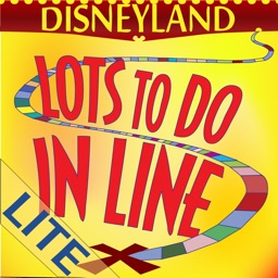 Lots To Do In Line: Disneyland LITE
