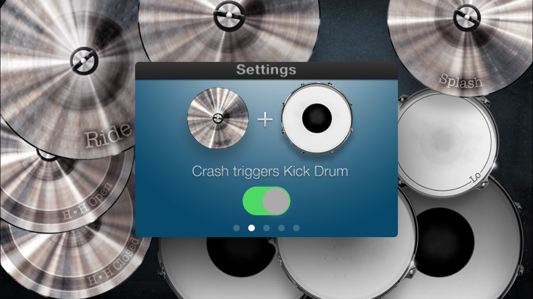 Drums! - A studio quality drum kit in your pocket - Online