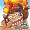 Super Kong Climb - Endless Pixel Arcade Climbing Game