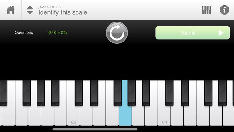 Auralia Jazz Scales