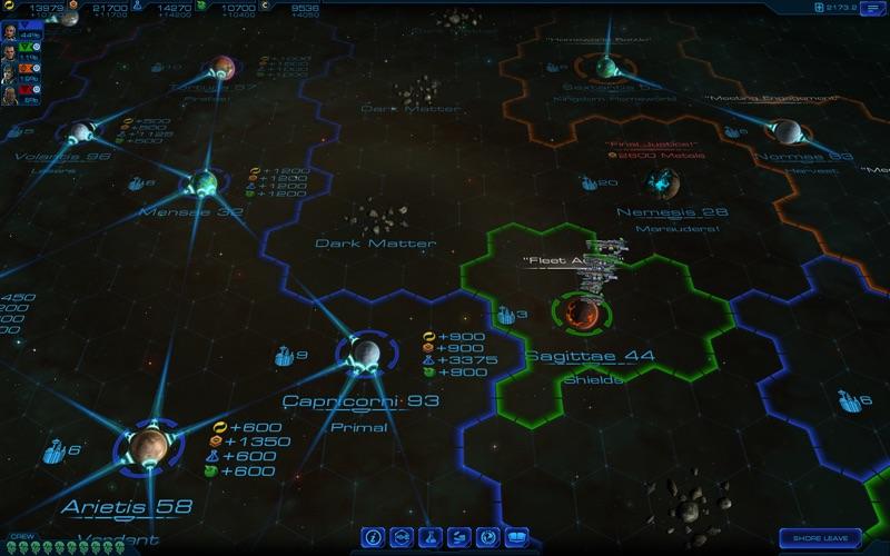 Sid Meier's Starships screenshot 3