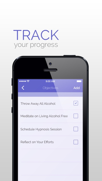 Live Alcohol Free - Recover from Alcohol Addiction screenshot-3