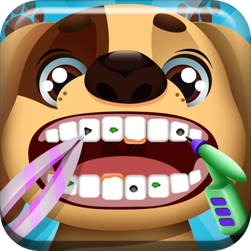 A Baby Pet Lil Tooth Doctor Farm Animal Family Dentist FREE