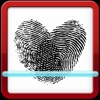 Fingerprint Love Scanner iphone and android app