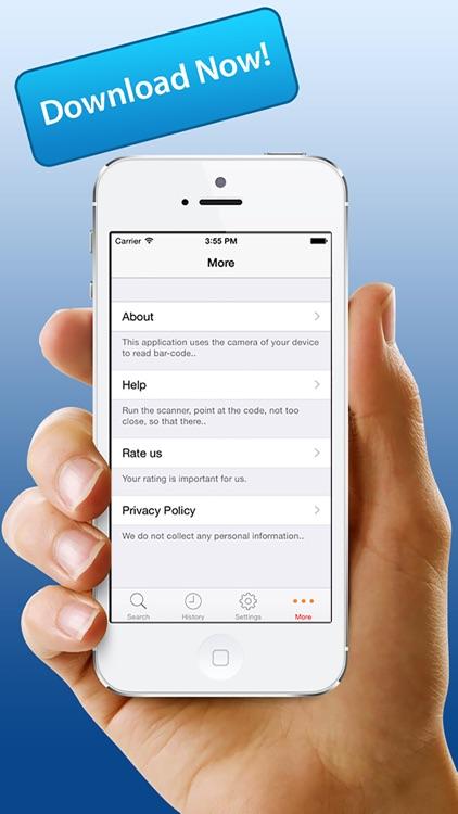 Quick QR Scan - Quick Barcode Scanner App screenshot-3