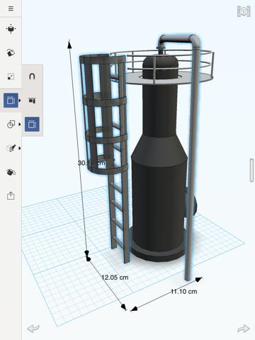 123D Design for Education Screenshot 2