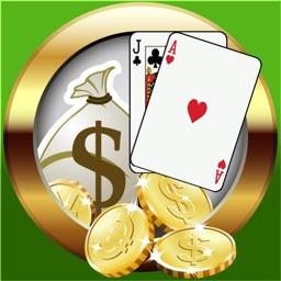BlackJack Free- CoinsJack,Las Vegas Slots & Deal Slots