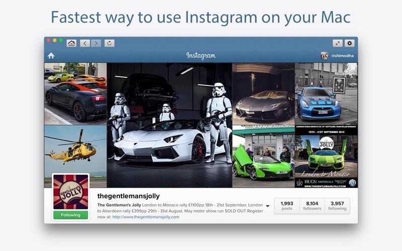 Go for Instagram Screenshot