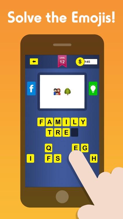 Emojis Quiz ~ The Best New Emoji Guessing Puzzle Game