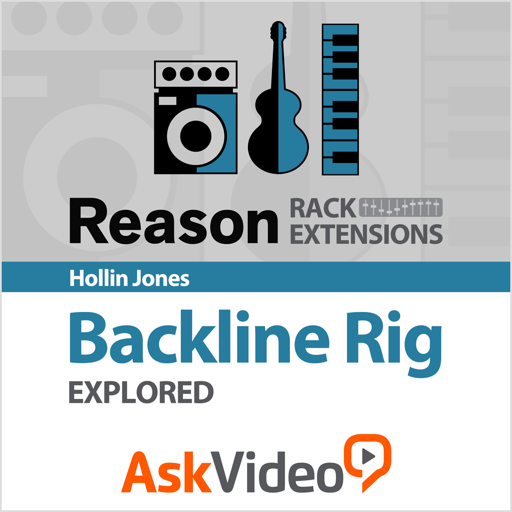 Backline Rig Explored - Reason