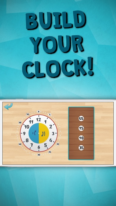 Time Telling Fun for school Kids Free Learning Game free for