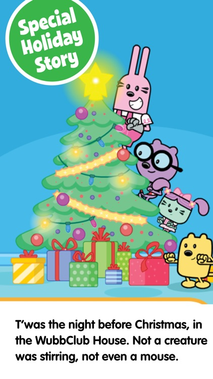 Wubbzy's The Night Before Christmas screenshot-0