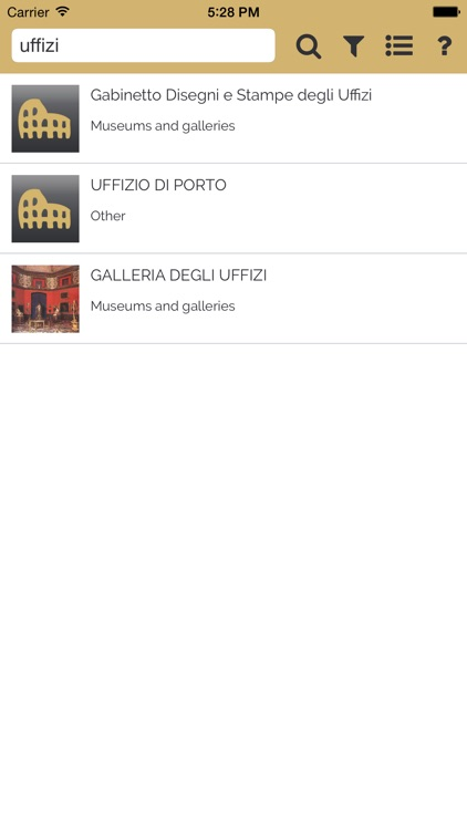 museItalia - Museums, art and culture in Italy screenshot-3