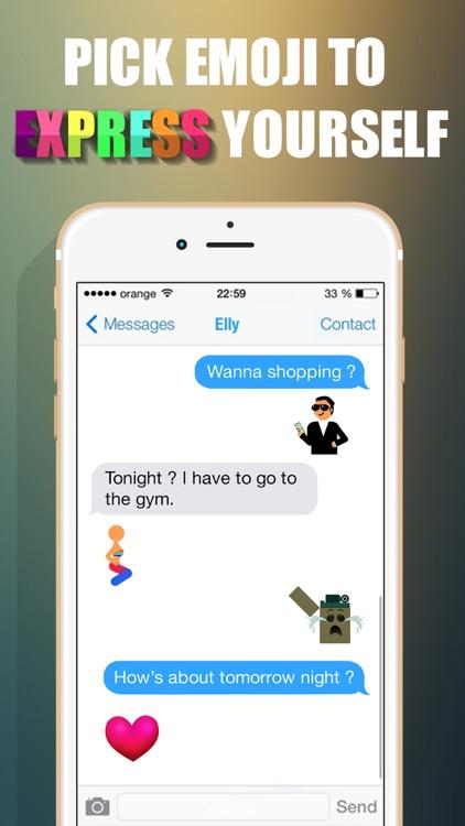 Extra Emojis - Adult Emoticon New Design screenshot-3