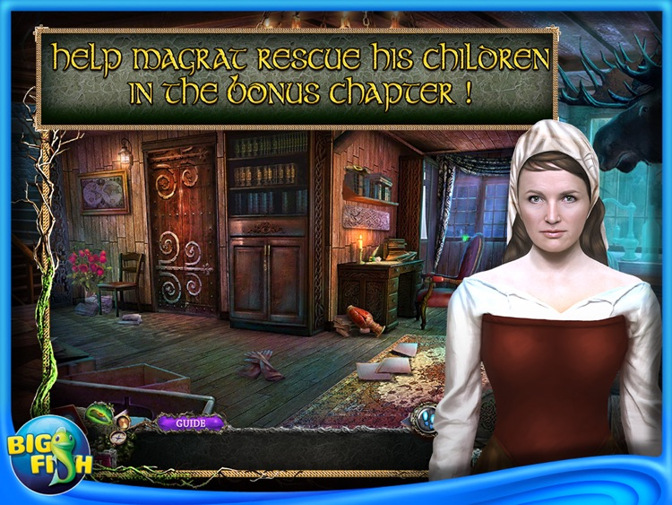 Myths of the World: Of Fiends and Fairies HD - A Magical Hidden Object Adventure (Full) screenshot-3