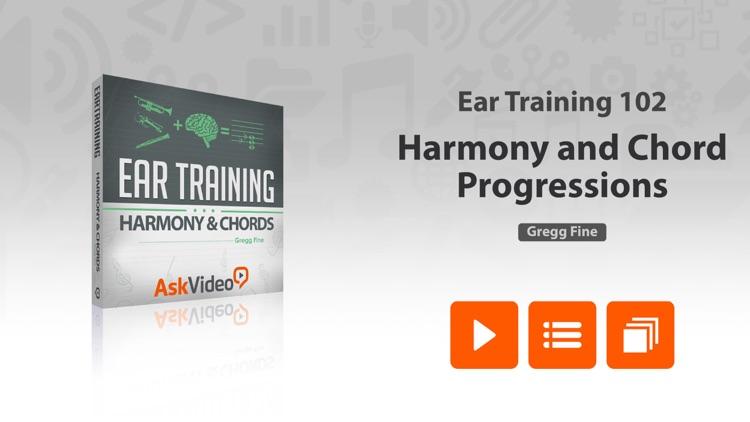 Ear Training 102 - Harmony and Chord Progressions
