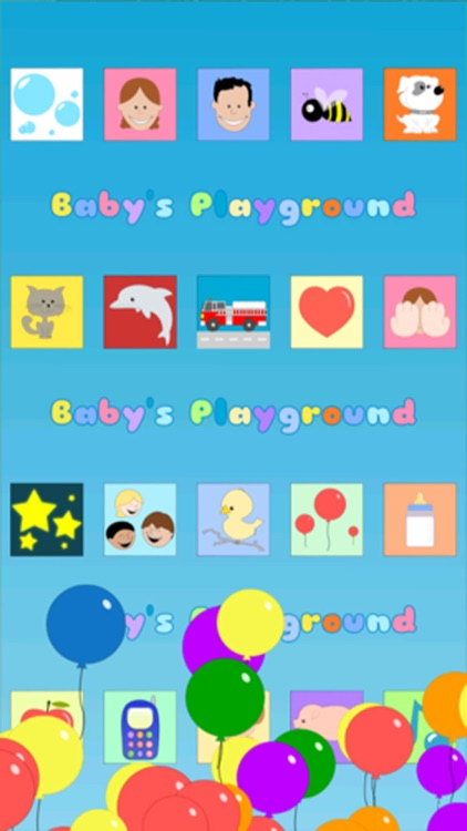 Baby's Playground screenshot-2