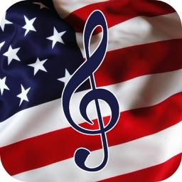 USAnthem - US national anthem, anthem of the United States of America The Star-Spangled Banner: words, song, music, lyrics.