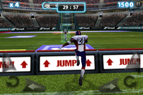 Backbreaker 2: Vengeance screenshot 4