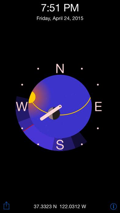 GoSunWatch - Sunrise and Sunset Timesのおすすめ画像2