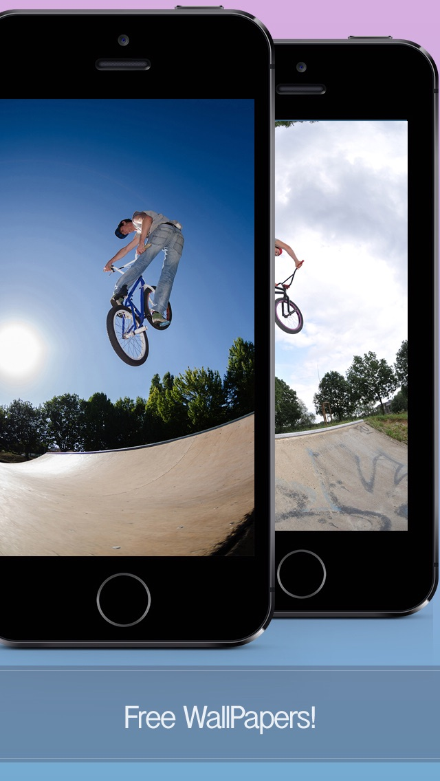Bmx Wallpapers & Backgrounds - Get Pumped Over The Best Free HD Images of Bikers! screenshot two