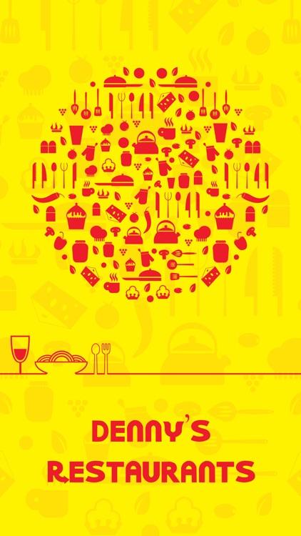 Great App for Denny's Restaurants