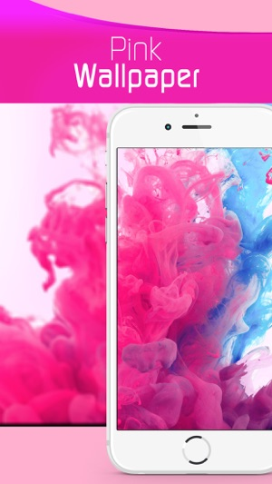 Dynamic Live Pink Wallpapers Backgrounds Hd Pro For Live Photos Lock Screen Themes