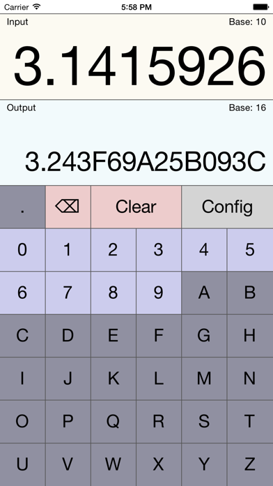 Numbers (Numeral Systems) screenshot two