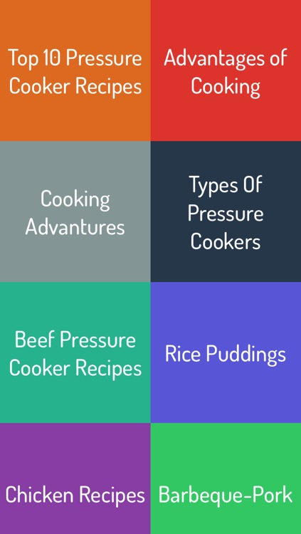 Pressure Cooker Recipes!! screenshot-0