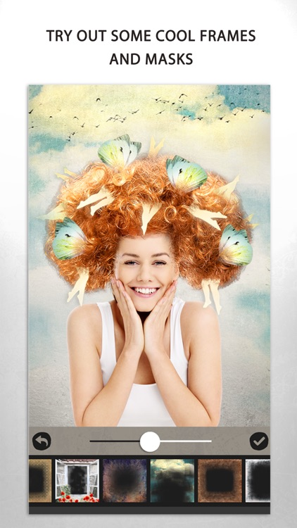 Surreal wigs Pro – Creative hairstyles to edit your photos screenshot-4