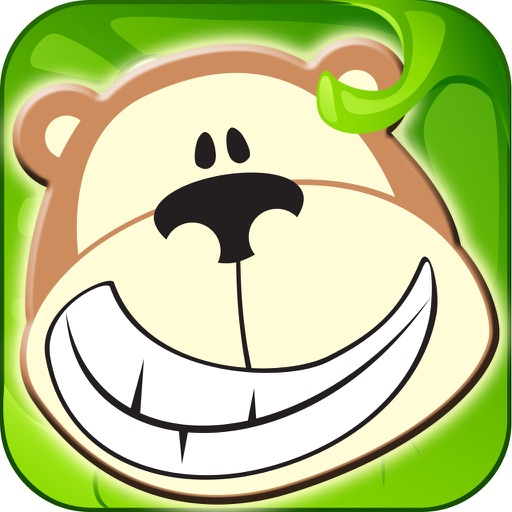 Super monkey 3D : The Jump And Fly Adventure In The Jungle icon