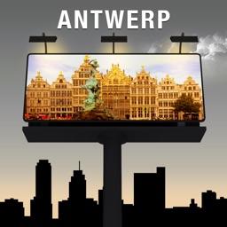 Antwerp Offline Map Tourism Guide