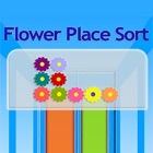Flower Place Sort for kids icon