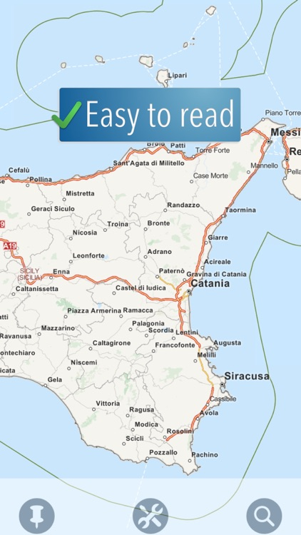 Sicily Travelmapp screenshot-0