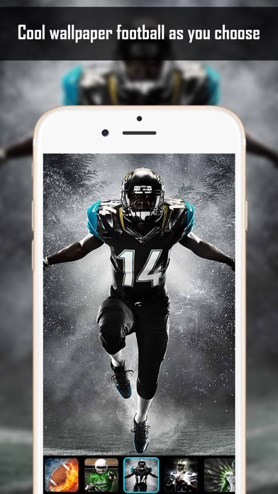 American Football Wallpapers & Backgrounds - Home Screen Maker with Sports Pictures-2