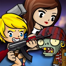 Pretty Girls vs Zombies