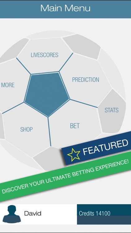 Get The Bet - Football betting predictive analysis, a Quantitative Approach. Deep Learning at its best