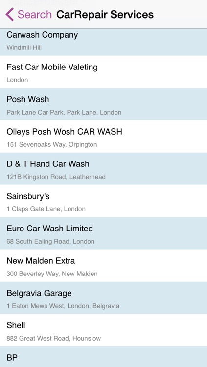 Car Wash Find The Nearest Carwash And Get The Route By Velugu Kasirao