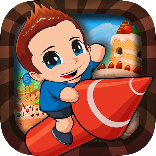 Super Boy Flying- A Chocolate World Tour Free